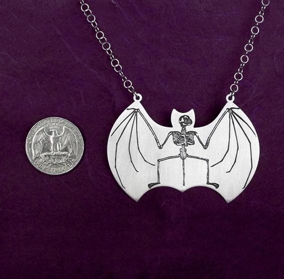 bat anatomy coin