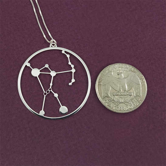 Orion by Delftia Science Jewelry