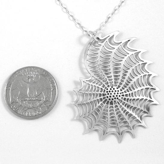 Elphidium by Delftia Science Jewelry
