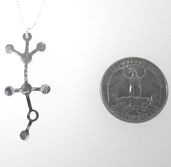 ethanol silver coin