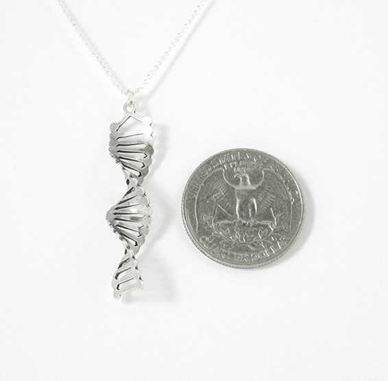 dnastuff necklace dna pendant dnanecklace