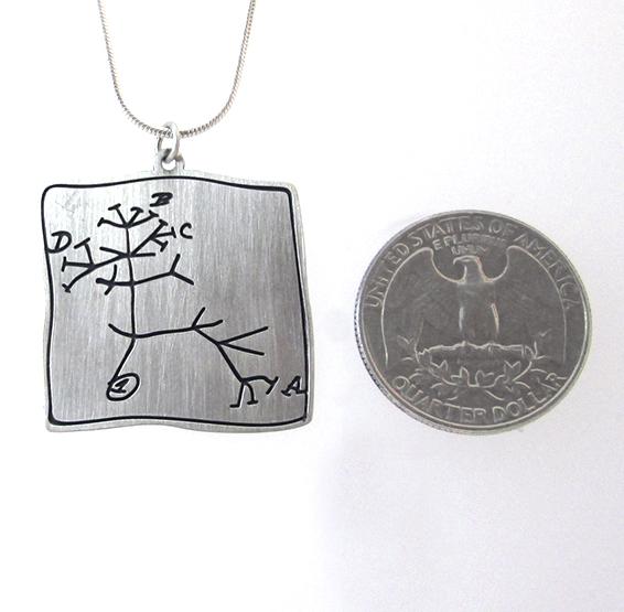 Darwin tree coin